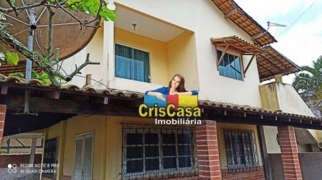 Casa com 2 dormitórios à venda, 85 m² por R$ 280.000,00 - Nova Aliança - Rio das Ostras/RJ
