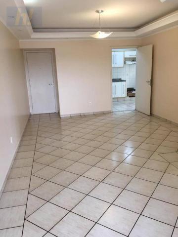 Apartamento com 3 dormitórios para alugar, 129 m² por R$ 1.500/mês - Vila Nossa Senhora de - Foto 11