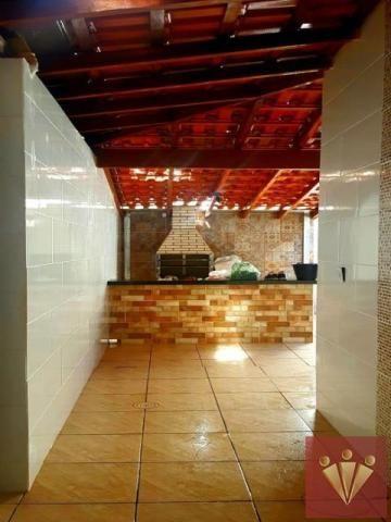 Casa à venda com 3 dormitórios em Parque residencial nova canaã, Mogi guaçu cod:CA0759V - Foto 6