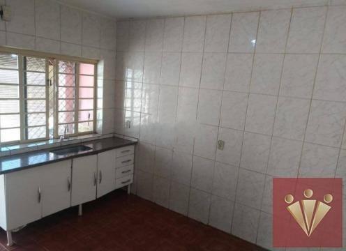 Casa com 3 dormitórios à venda por R$ 137.000 - Parque São Camilo - Mogi Guaçu/SP
