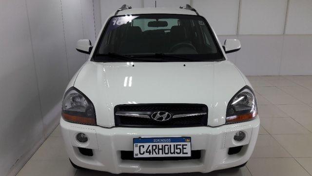 Hyundai tucson 2.0 mpfi gls base 16v 143cv 2wd flex 4p automático - Foto 2