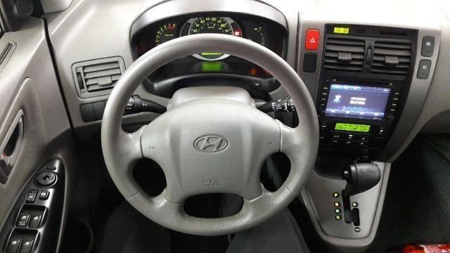 Hyundai tucson 2.0 mpfi gls base 16v 143cv 2wd flex 4p automático - Foto 6