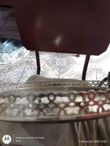 Linda fruteira, bandeja, centro de mesa - Foto 4