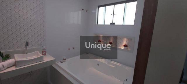 Casa com 3 dormitórios à venda, 220 m² por R$ 900.000,00 - Nova São Pedro - São Pedro da A - Foto 20
