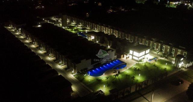 Sobrado à venda, 95 m² por R$ 350.000,00 - Mangabeira - Eusébio/CE - Foto 16