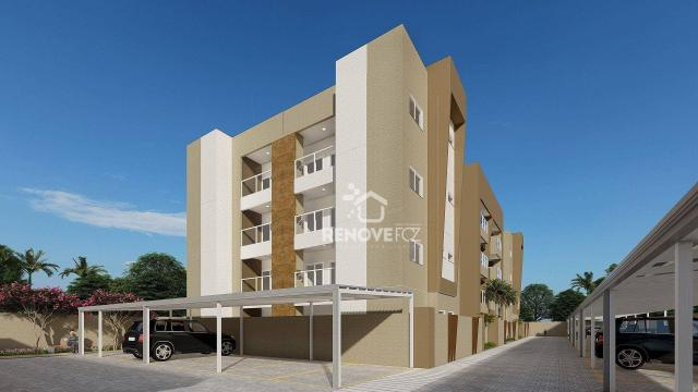 Apartamento com 2 dormitórios à venda, 64 m² - Centro - Foz do Iguaçu/PR - Foto 3
