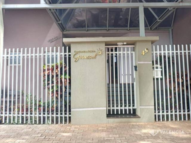Apartamento com 1 Suíte + 2 Quartos para alugar no edifício Girassol por R$1100,00 - Rua P - Foto 3