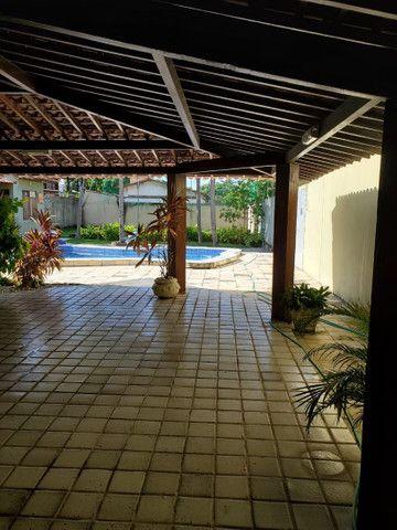 Casa com 5/4, piscina , campo de futebol na barra de São Miguel  - Foto 6
