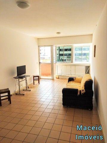 Quarto e sala mobiliado 50m², Ponta Verde - Foto 2
