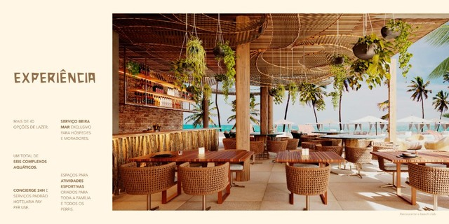 GN- Lançamento beira mar Muro Alto, 2qts c/ piscina e rooftop privativo. - Foto 11