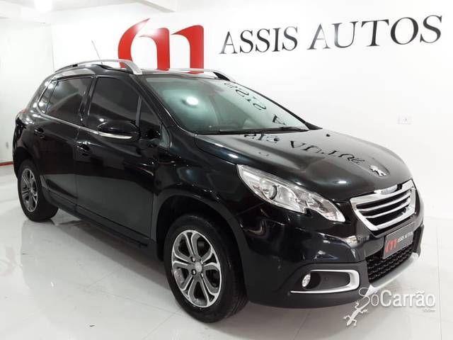 Peugeot 2008 GRIFFE 1.6 16V AT6 2017