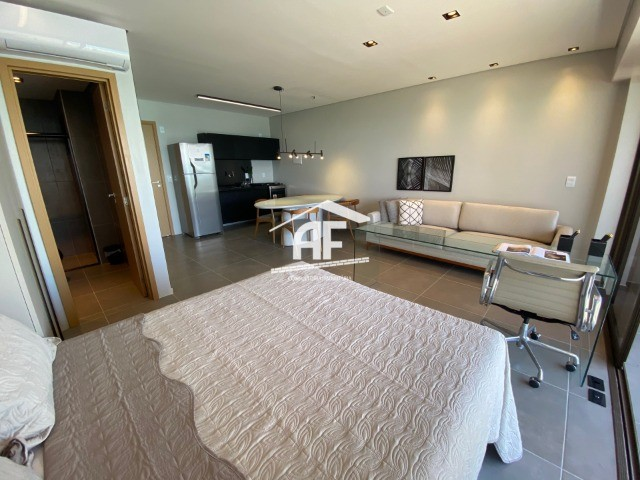 Apartamento Studio, Varanda e Vista para o Mar - Ótima forma de pagamento - Foto 6