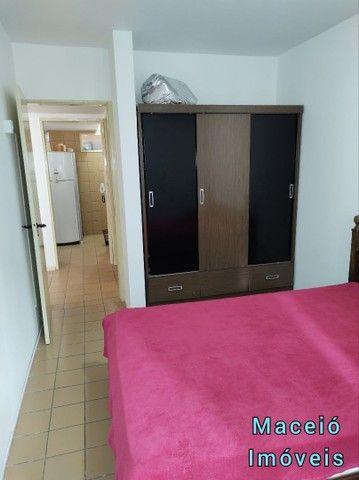 Quarto e sala mobiliado 50m², Ponta Verde - Foto 6