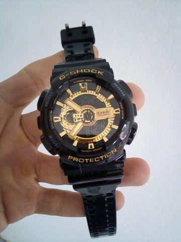 Relógio Casio G-Shock GA-110 A prova d'água - Foto 5