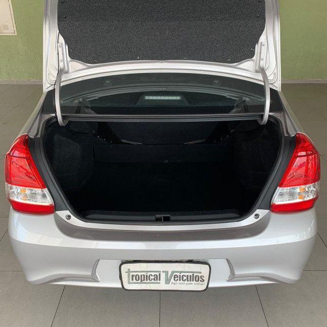 Toyota Etios Automático X 1.5 2018 Completo!!! - Foto 18