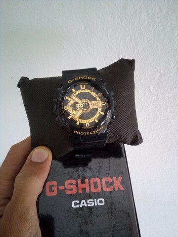 Relógio Casio G-Shock GA-110 A prova d'água - Foto 6
