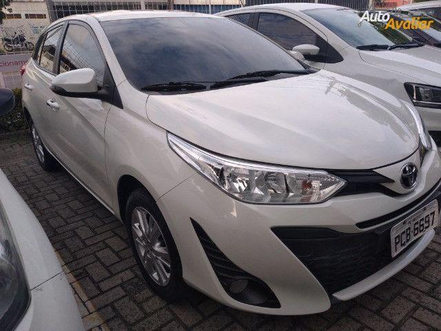 Yaris 1.5 16v flex sedan xl plus tech multdrive - Foto 2
