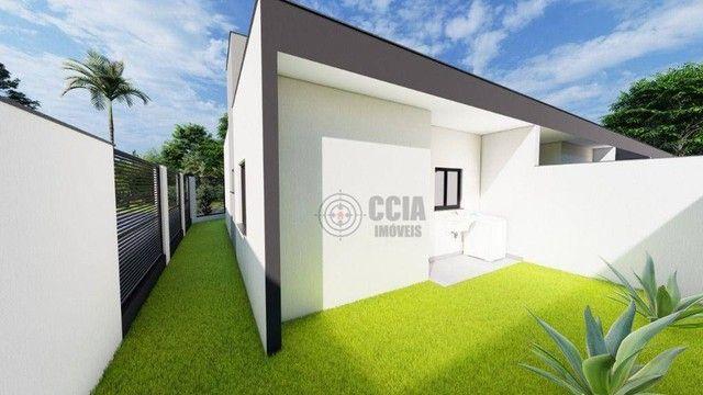 Casa com 2 dormitórios à venda, 48 m² por R$ 235.000 - Loteamento Campos do Iguaçu - Foz d - Foto 3