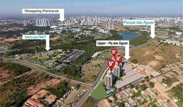 Upper Parque das Águas em frente do DETRAN Cuiabá. - Foto 5