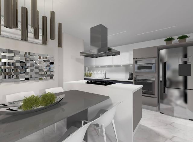 Apartamento à venda com 3 dormitórios em Centro, Guaratuba cod:GD0031