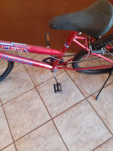 Bicicleta seminova - Foto 4