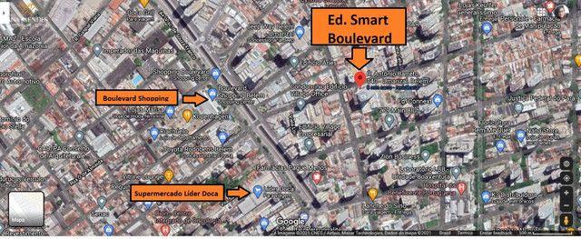 Smart Boulevard Apto Tipo Studio 1 Quarto 1 Vaga no Coração do Umarizal - Foto 20
