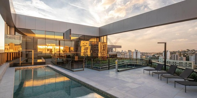 Apartamento à venda com 1 dormitórios em Santo agostinho, Belo horizonte cod:16960 - Foto 16