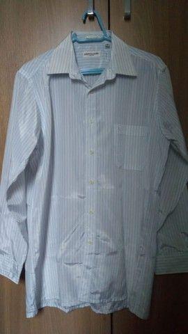 Camisa social Pierre Cardin - Foto 3