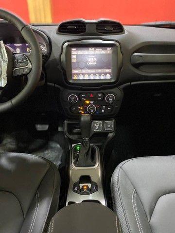 RENEGADE 2021/2021 1.8 16V FLEX LIMITED 4P AUTOMÁTICO - Foto 14
