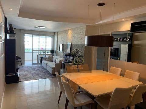 Apartamento com 3 dormitórios à venda, 120 m² por R$ 905.000,00 - Balneário - Florianópoli - Foto 2