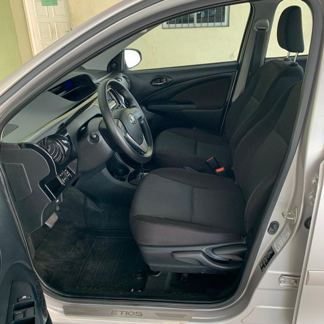 Toyota Etios Automático X 1.5 2018 Completo!!! - Foto 12