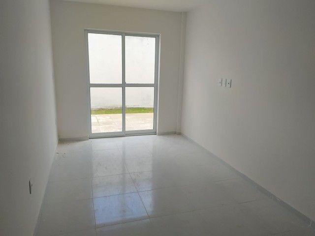Ótimo apartamento com dois quartos e área de lazer no Novo Geisel João pessoa - Foto 4