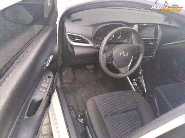 Yaris 1.5 16v flex sedan xl plus tech multdrive - Foto 7