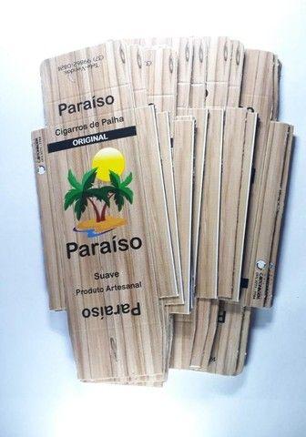 Cigarros de Palha Paraíso - Caixinha - Foto 3
