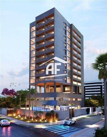 Apartamento Studio, Varanda e Vista para o Mar - Ótima forma de pagamento - Foto 11