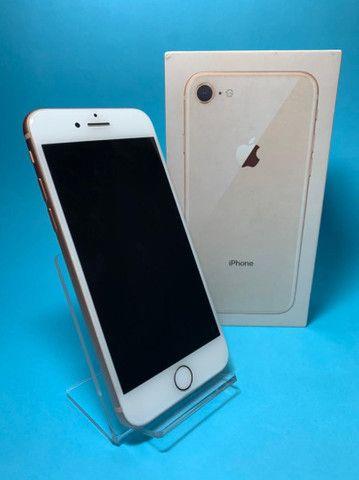 iPhone 8 64Gb Gold Rose Seminovo