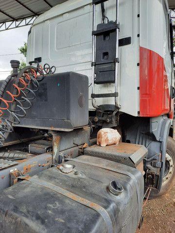 Scania 124 G 420 truck  - Foto 13