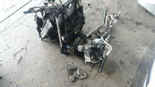 Kit ar condicionado novo uno drive 4 cc