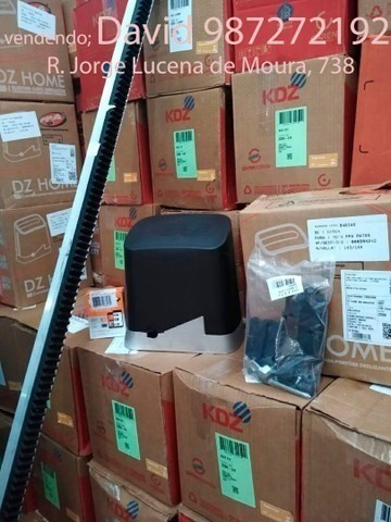 Motor PPA Dz Home 300 para portão de garagem com instalação