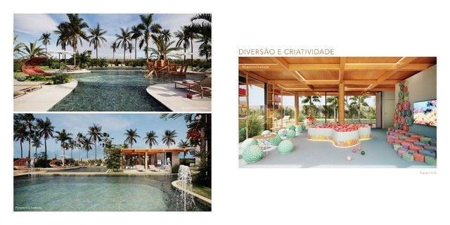 GN- Lançamento beira mar Muro Alto, 2qts c/ piscina e rooftop privativo. - Foto 5