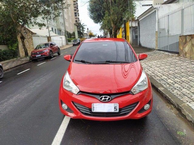 Hyundai HB20 1.6 Premium Vermelho 2015 - Foto 3