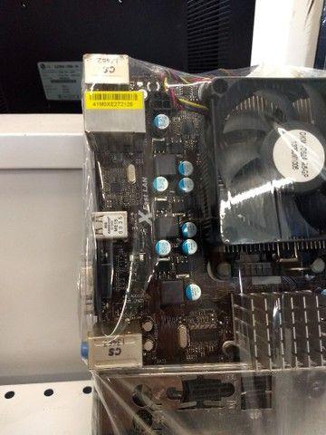 Placa Mãe Asrock 960GM-VGS3 + Processador Phenom X4 - Foto 3