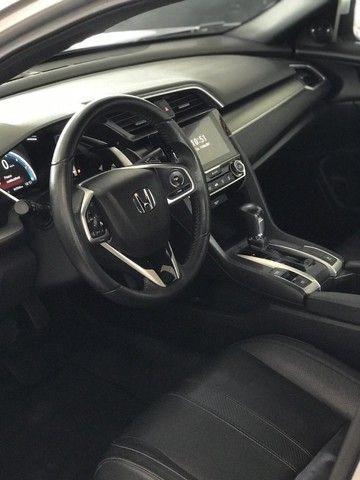 Honda Civic EXL 2.0 CVT 2017 - Foto 12
