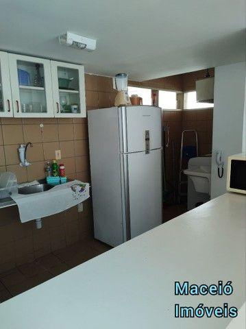 Quarto e sala mobiliado 50m², Ponta Verde - Foto 5
