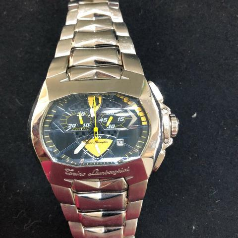 b390b763a26 Relógio de pulso Tonino Lamborghini - Suiço - Cristal de Safira ...