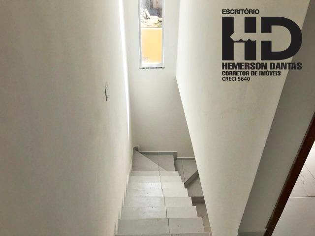 Duplex - 2 quartos com 2 banheiros - Foto 8