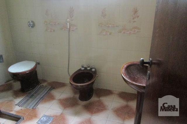 Casa à venda com 5 dormitórios em Caiçaras, Belo horizonte cod:208735 - Foto 12