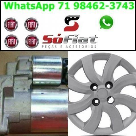 Motores para Fiat e Calotas