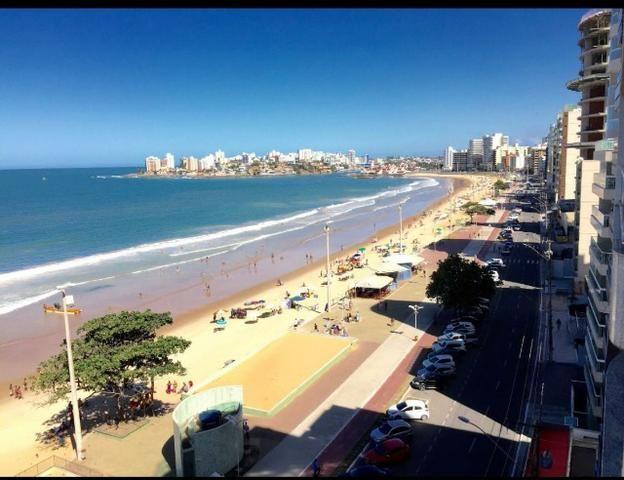 4 Suites (3 com varandas) Ed: na Beira mar na Praia do Morro