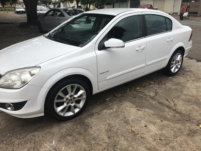 Vectra 2010/10 branco manual